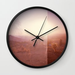 Valley of the Sun Wall Clock