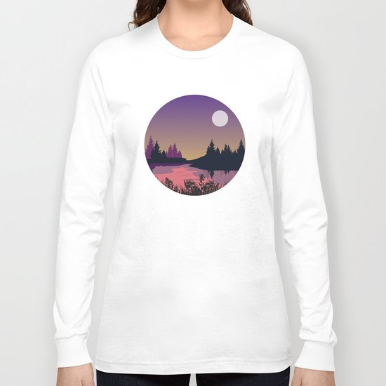 My Nature Collection No. 17 Long Sleeve T-shirt