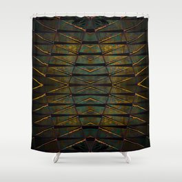 Glenn Shower Curtain