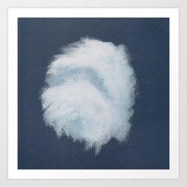 Dare to Dream - Cloud 74 of 100 Canvas Print Art Print