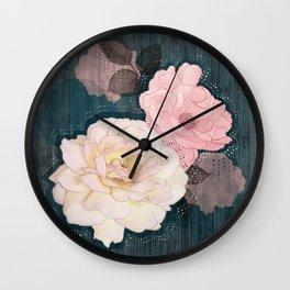 Modern Romance Wall Clock
