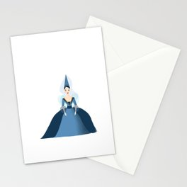 Merryweather, the Blue Fairy Stationery Cards