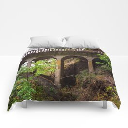 Explore in the PNW Comforters