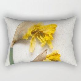 Daffodil 2 Rectangular Pillow