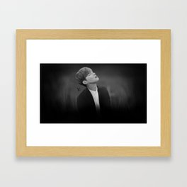 Kim Jinhwan Apology Framed Art Print