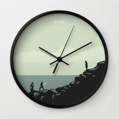 It's so much bigger. Wall Clock