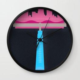 Jacksonville Brayer Wall Clock