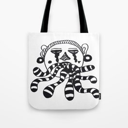 Dirty Mouth Tote Bag