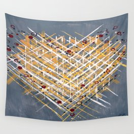 :: You Knit Me Together :: Wall Tapestry