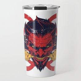 Cloud Chaser - Vaping Devil Travel Mug