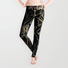 DesignerPattern0086 Leggings