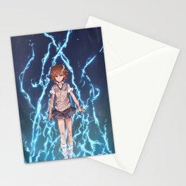 Misaka Mikoto Stationery Cards