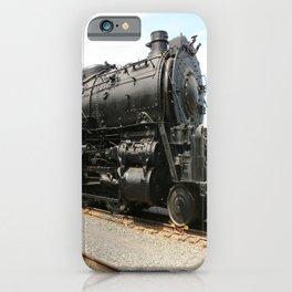 Steam Locomotive Number 5021 Sacramento iPhone Case