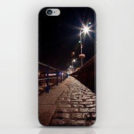 Guernsey Night Path iPhone Skin