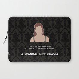 A Scandal in Belgravia - Molly Hooper Laptop Sleeve