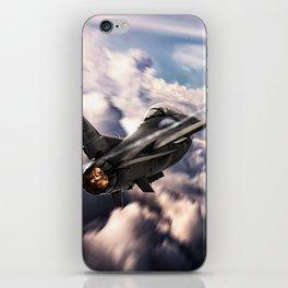 F-16 Fighting Falcon iPhone Skin