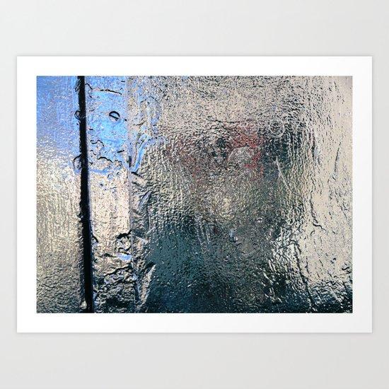 Urban Abstract 103 Art Print