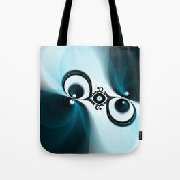 Mystic Magnetism Tote Bag