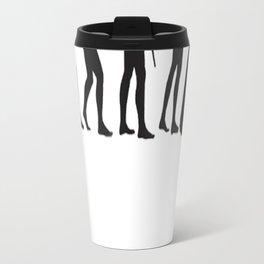 Human evolution Star wars Travel Mug