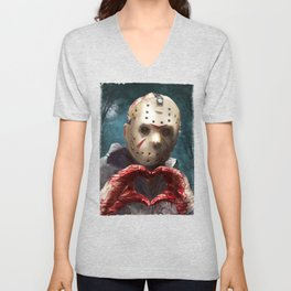 Love, Jason Unisex V-Neck
