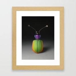 Calosoma Box Framed Art Print