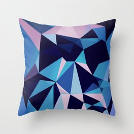 blux Throw Pillow