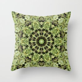 Mariguandala Throw Pillow