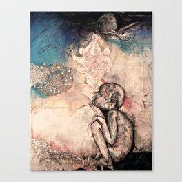 """Collective Unconsciousness"" Canvas Print"