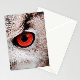 Wise eyes !! Stationery Cards