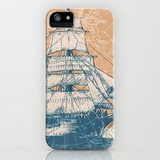 Age of Exploration iPhone (5, 5s) Slim Case