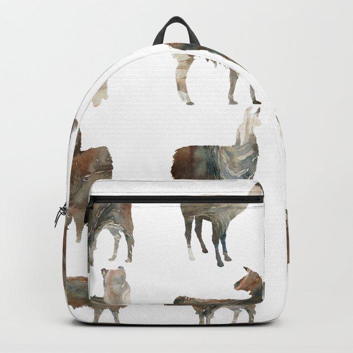 Llamas Team Backpack