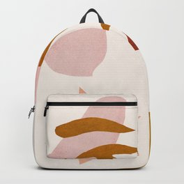 Abstraction_Minimalist_Face Backpack