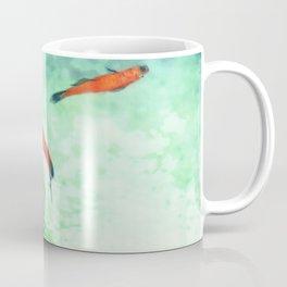 Fish watercolor III Coffee Mug