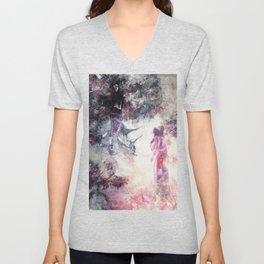 Hades and Persephone: First encounter Unisex V-Neck