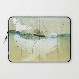 The crusade Laptop Sleeve