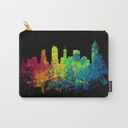 Painted Skylines: Atlanta Carry-All Pouch