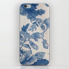 Floral V3 iPhone & iPod Skin
