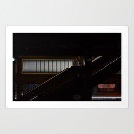 """""""Absence"""" Art Print"""