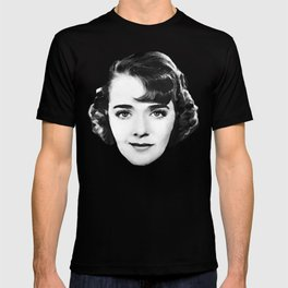 Floating Ruby Keeler Head T-shirt