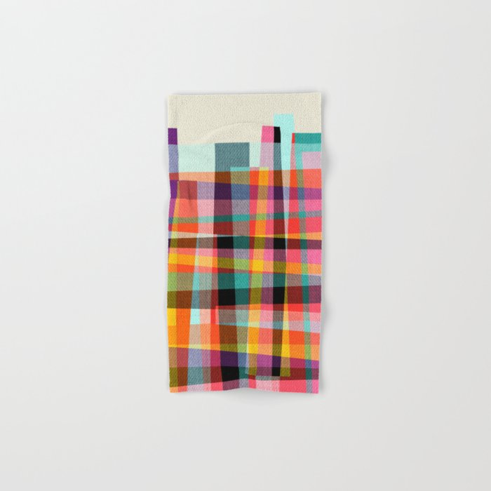 Fragments IX Hand & Bath Towel