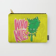 Who Kales? Carry-All Pouch