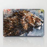 leon iPad Cases featuring Leon by KOSTART