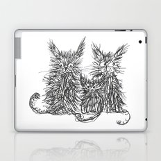 Three cats Laptop & iPad Skin