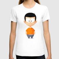 lemon T-shirts featuring Lemon by Lemon Liu