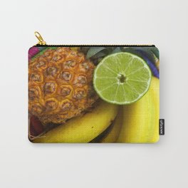 Banana Pineapple Lime Carry-All Pouch