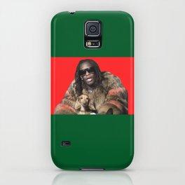 thugger dog iPhone Case