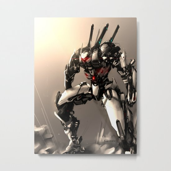 Blackjack Metal Print