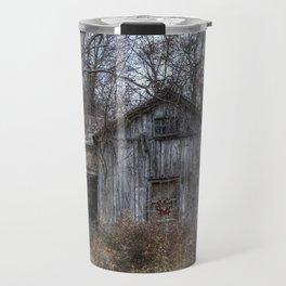 Vintage grandmas cabin Travel Mug