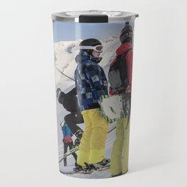 Skiers 2017 Travel Mug