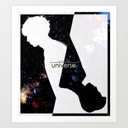 Love Me Right Art Print